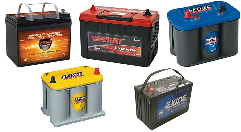 best group 31 deep cycle batteries