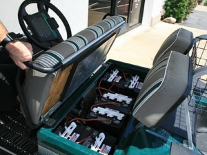 best 6v golf cart batteries
